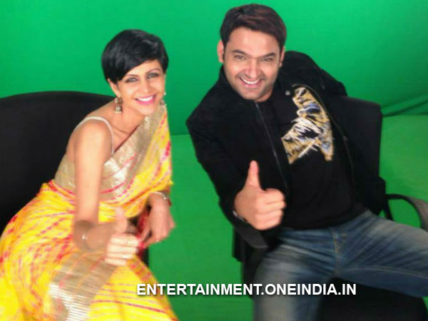 Kapil Tweeted Saying He Will Be Hosting CCL 2014 With Mandira Bedi