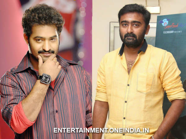 Junior NTR Wants To Work With Jilla Director