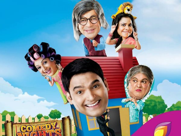 Comedy Nights With Kapil Family
