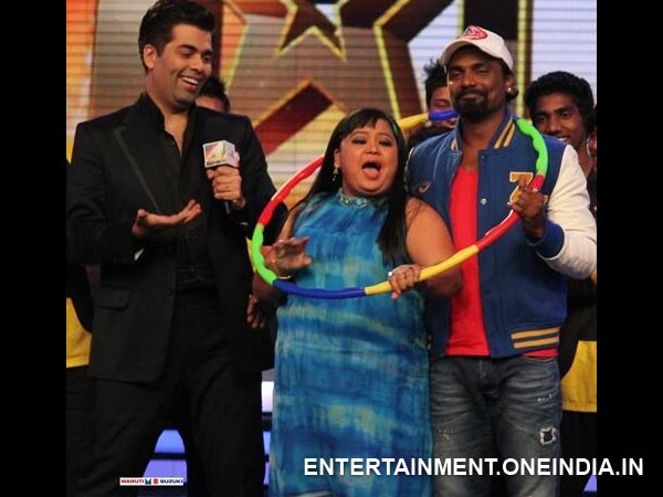 Bharti And Remo