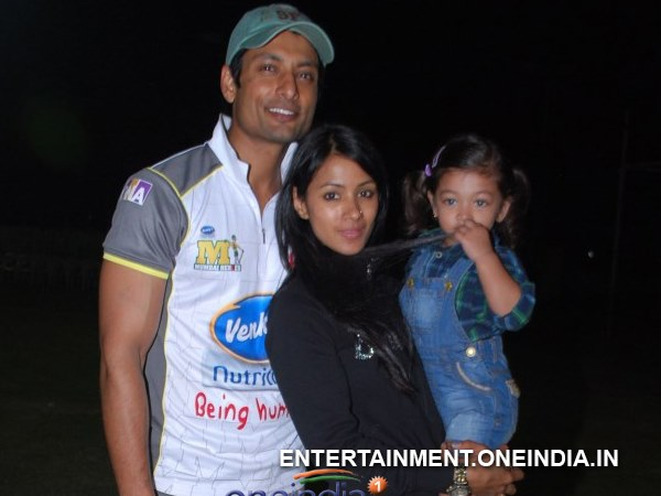 Indraneel And Barkha Bisht