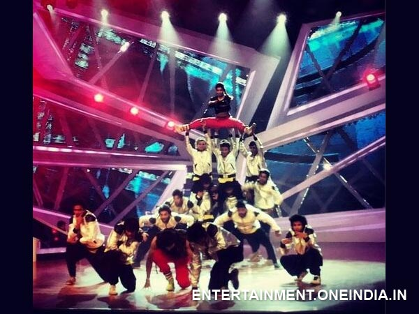Gurmeet And Debina's Group