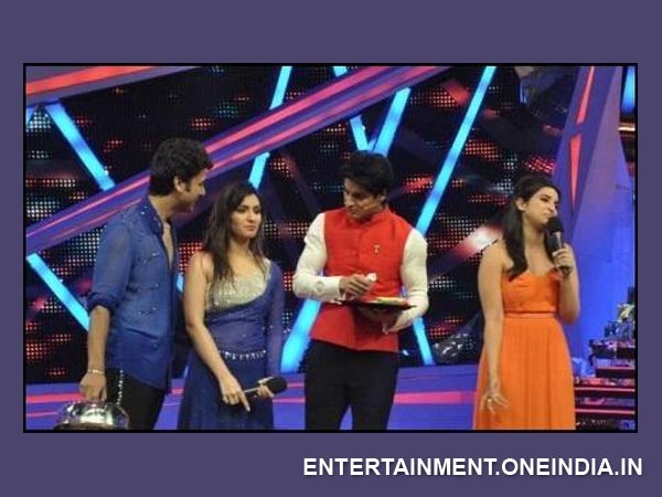 Ripu And Shivangi!
