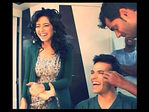Rithvik-Asha Behind The Scenes