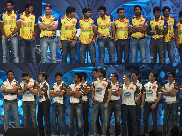 CCL 4: Chennai Rhinos To Face Mumbai Heroes In First Match