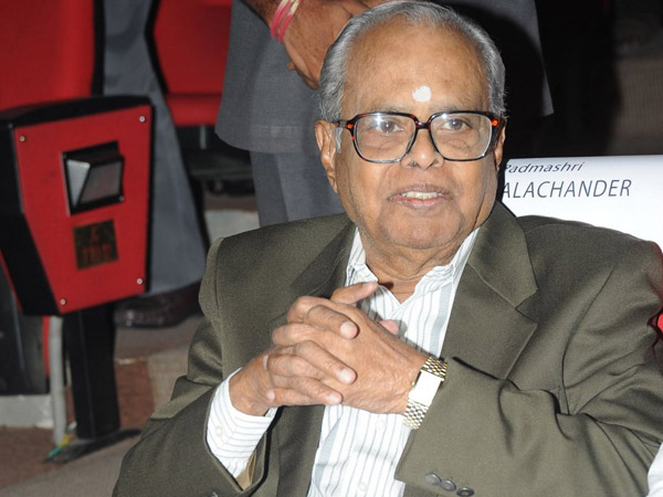 ANR's Death Is A Big Loss To Indian Film Industry: KB