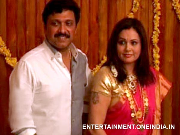 Ganesh Kumar Wedding