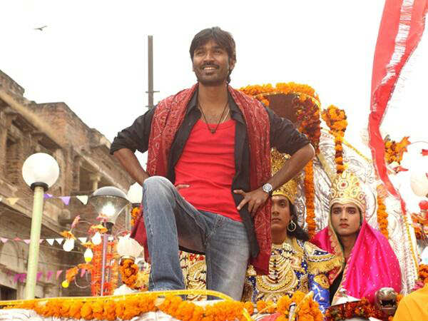 Filmfare Best Debut Male: Dhanush