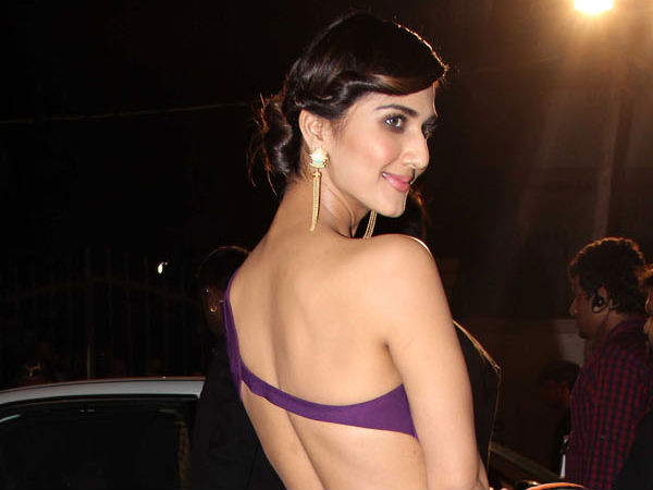 Vaani Kapoor Poses For Camera