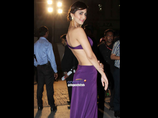 Vaani Kapoor Makes A Style Statement