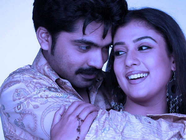 Awkward Moments Of Simbu-Nayantara