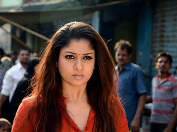 Nayantara Playing Title Role