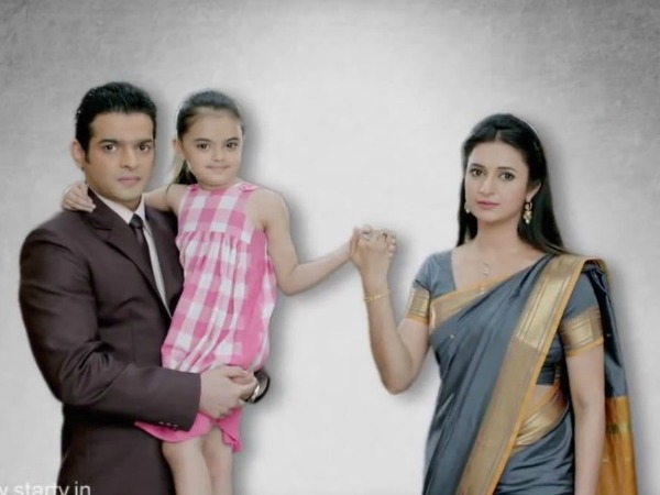 Raman, Ishita And Ruhi