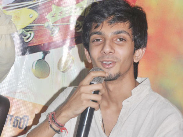 Anirudh In Legal Trouble