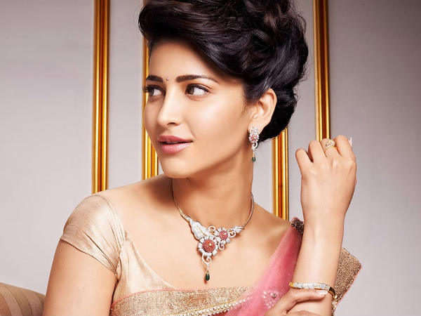 Shruti Hassan In Mani Ratnam's Next Movie