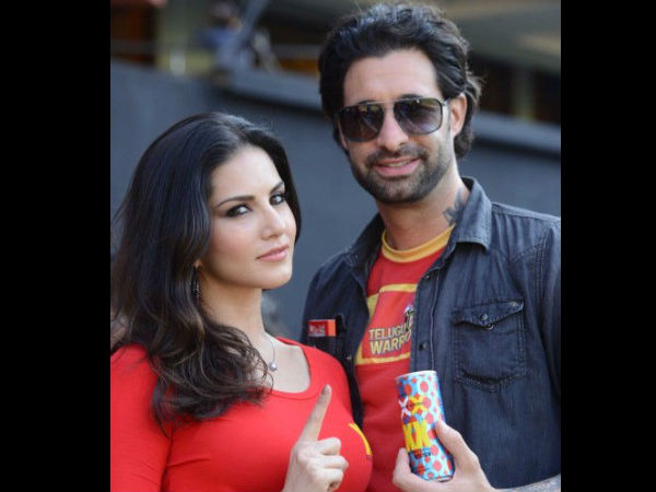 Sunny Leone Promotes Energy Drink