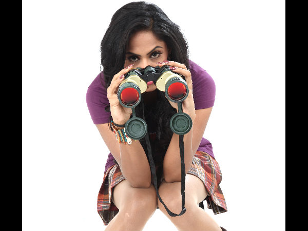 Karthika's Role Inspired By Lara Croft