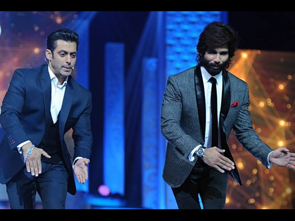 Salman And Shahid