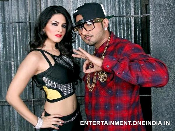 Sunny With Honey Singh