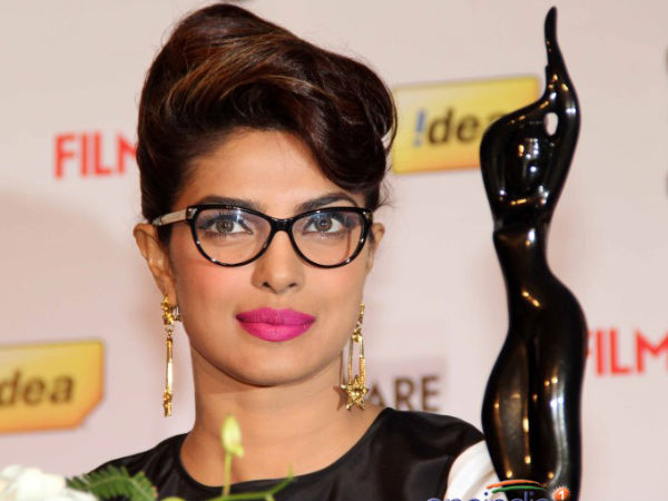 Priyanka Got Busy In B-town
