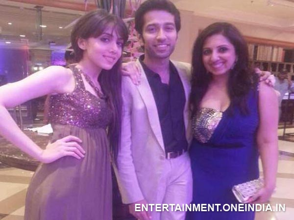 Nakuul And Wife At The Wedding Reception!