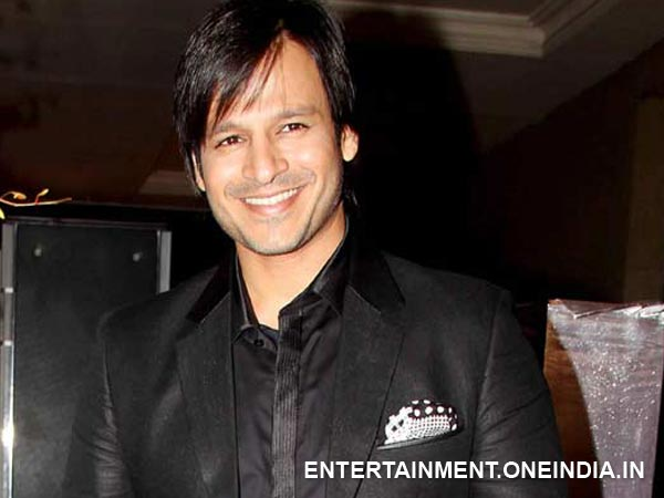 Vivek Oberoi At The Wedding Reception!