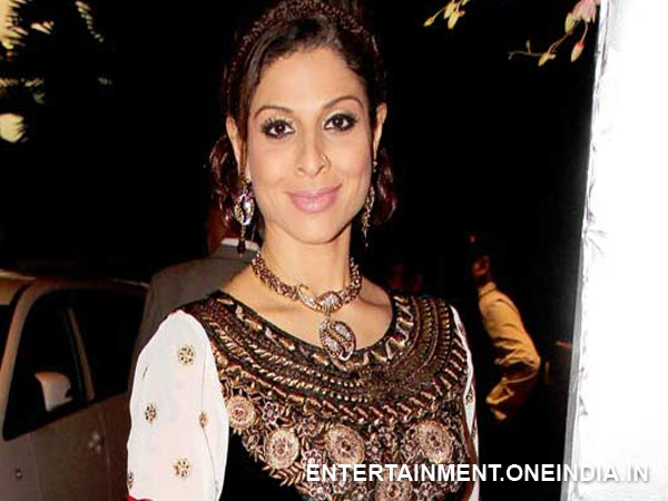 Tanaaz Irani At The Wedding Reception!