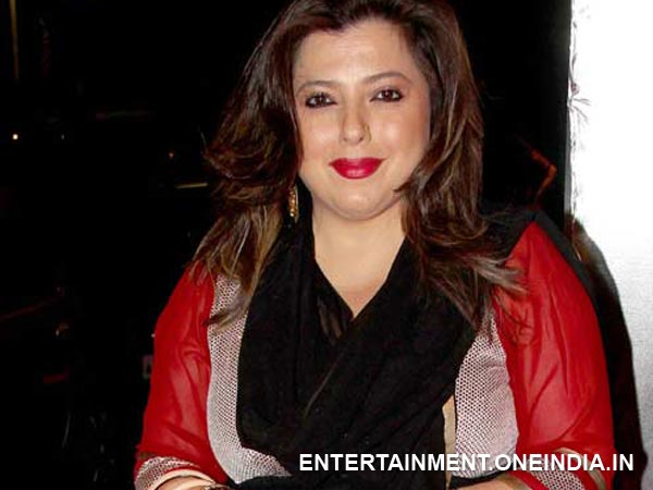 Delnaaz Irani At The Wedding Reception!