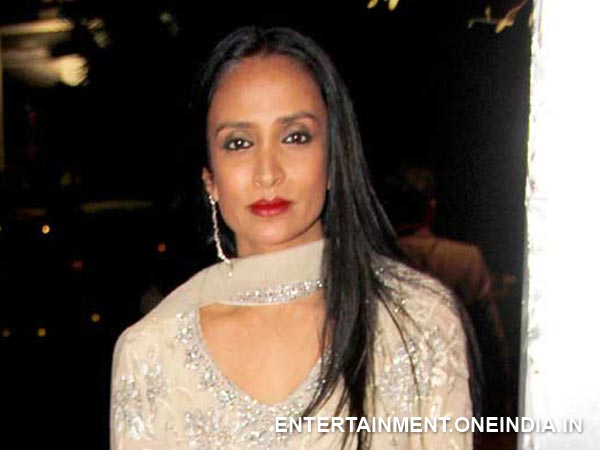 Suchitra Pillai At The Wedding Reception!