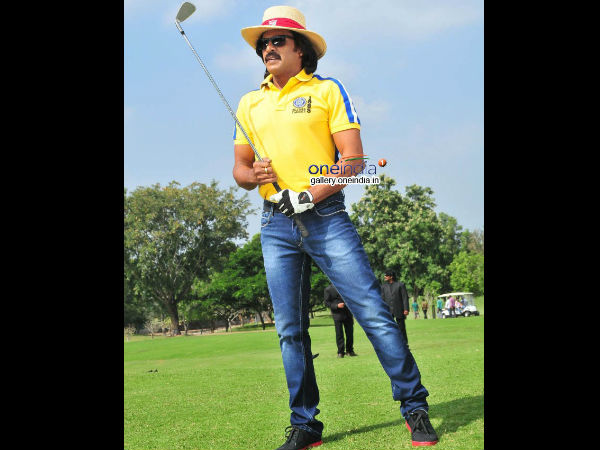 Upendra As A Player In Brahma