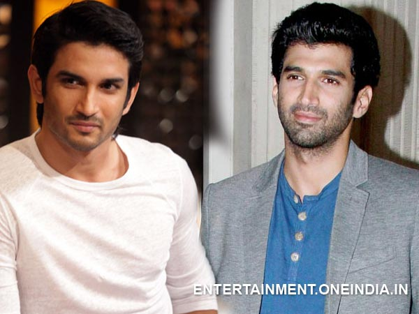 Sushant and Aditya