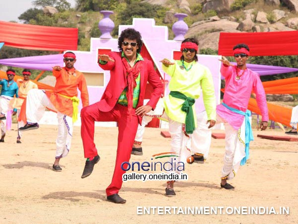 Reminds Us The Old Roles Of Upendra