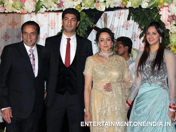Ahana's Delhi Wedding Reception
