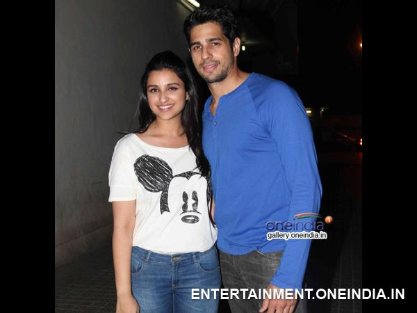 Hasee Toh Phasee screening