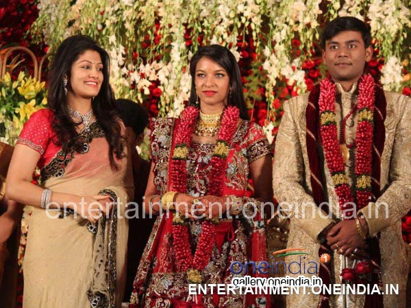Photos: Celebs At SV Babu's Son's Wedding