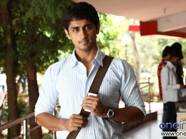 Siddharth's Lucia Remake Takes Off