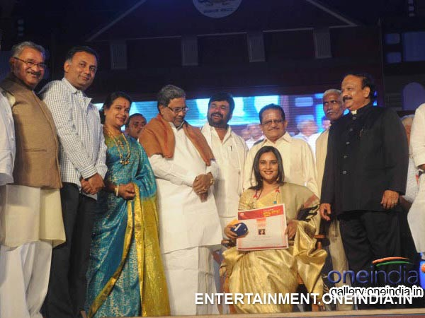 This Might Be Ramya's First And Last Award