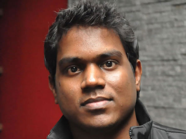 Yuvan Thanked