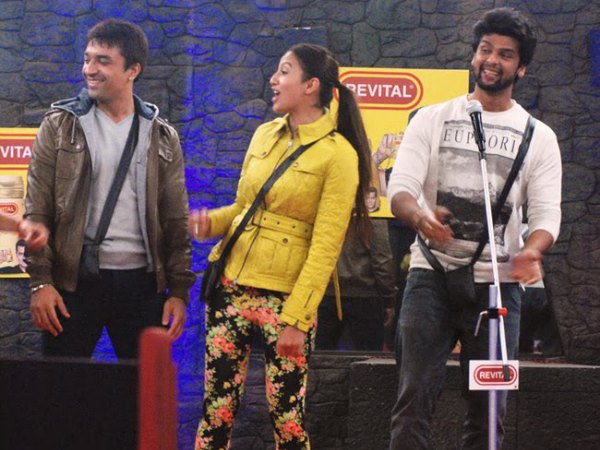 Ajaz To Surprise Gauhar-Kushal In South Africa!