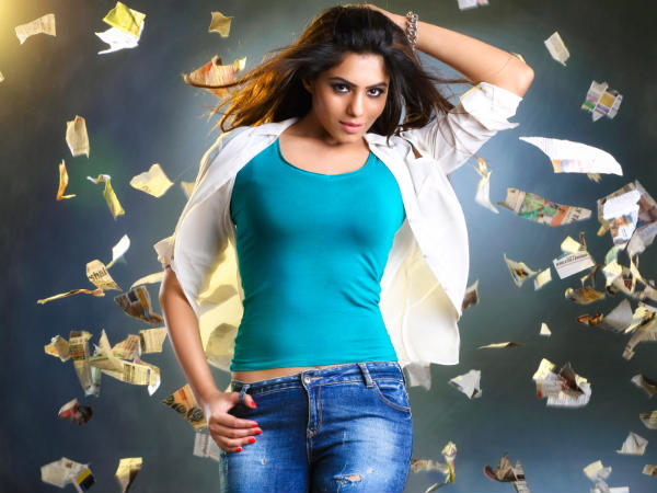 Deepa Sannidhi In Stylish Costumes
