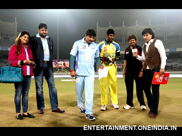 Chennai Rhinos-Bhojpuri Dabanggs Match - Photo 2