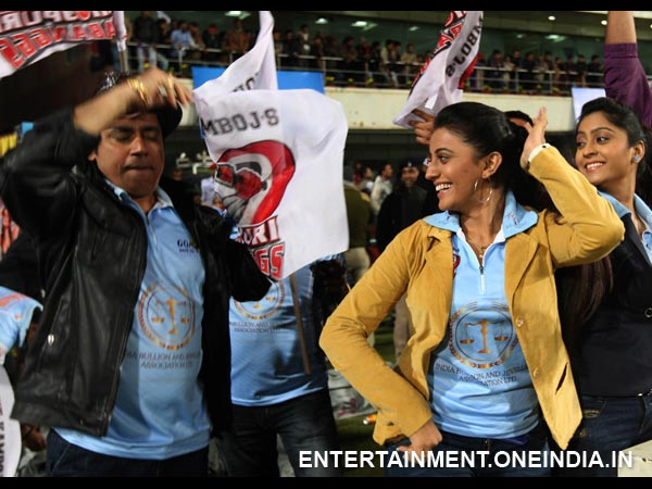 Chennai Rhinos-Bhojpuri Dabanggs Match - Photo 5