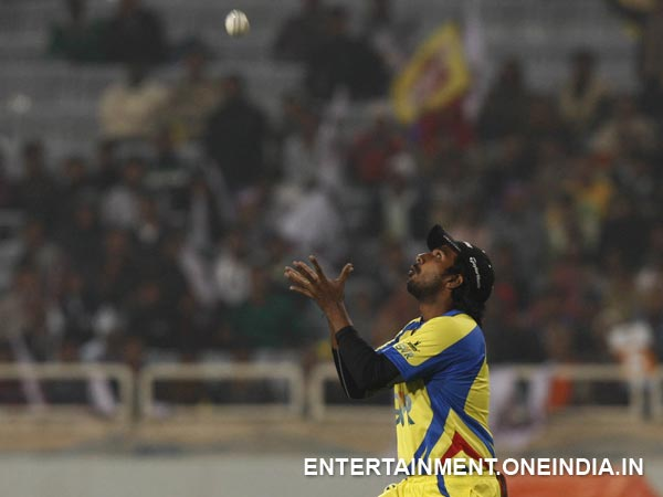 Chennai Rhinos-Bhojpuri Dabanggs Match - Photo 11