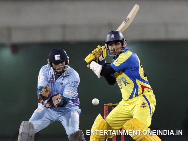 Chennai Rhinos-Bhojpuri Dabanggs Match - Photo 13