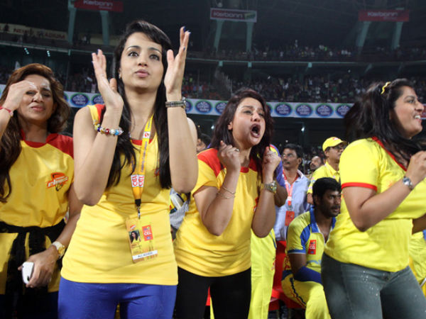 Chennai Rhinos Ended The Season By 3 Points