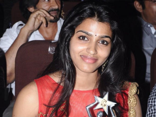 Dhansika Spotted At 7th Edison Awards