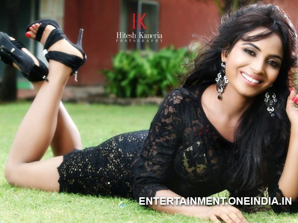 Shilpi's Debut In Telugu