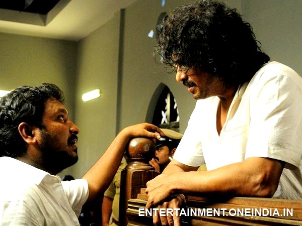 Upendra Has Learnt Many Things From Chandru