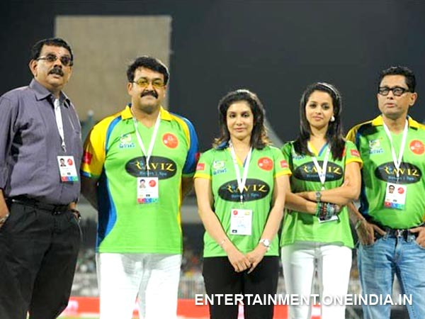 Priyadarshan-Lissy At CCL