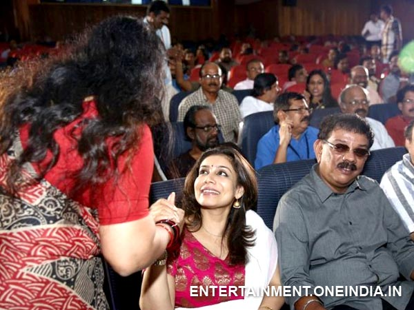 Priyadarshan-Lissy AT  IFFK 2012